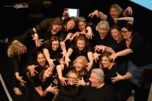 Theatre interpreting experience