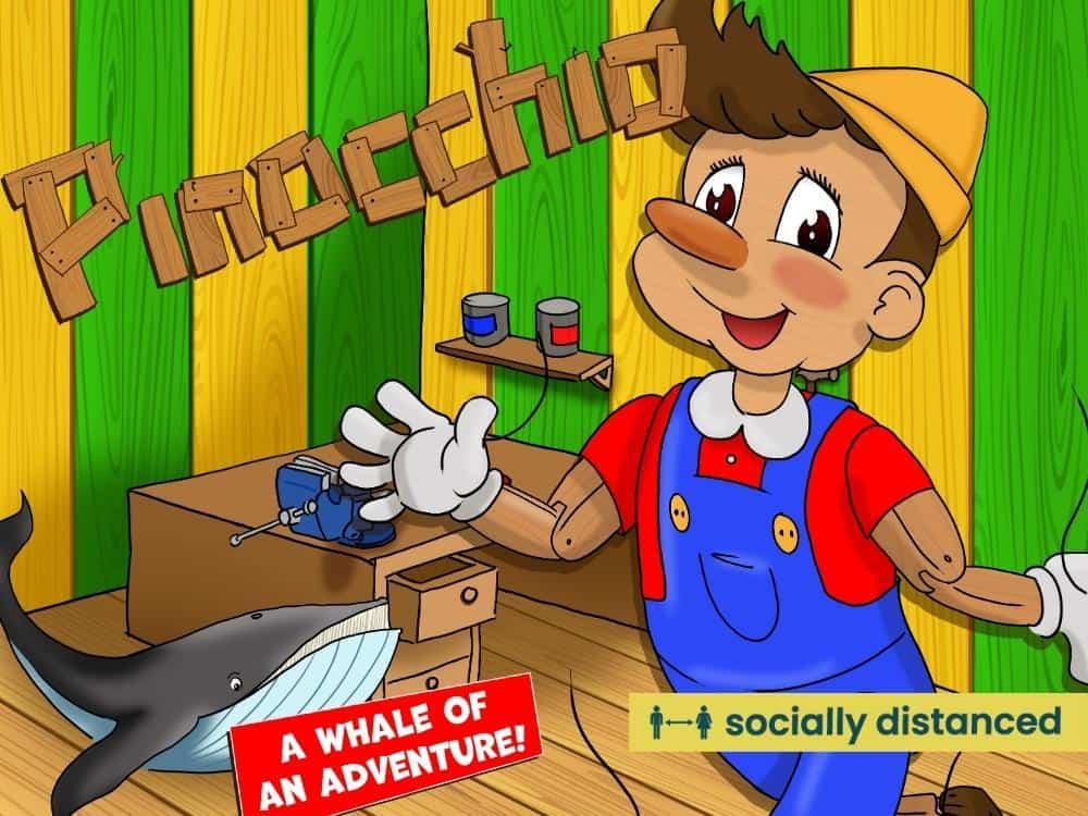 Pinocchio – 3/6/21
